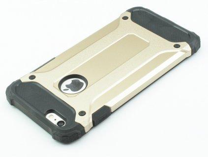 Vysoce odolný kryt pro iPhone 6 Plus, 6s Plus Zlatý