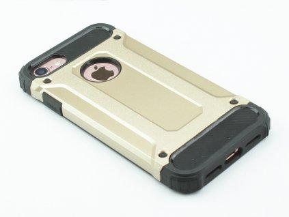 Vysoce odolný kryt pro iPhone 7, iPhone 8 Zlatý