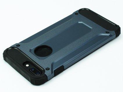 Vysoce odolný kryt pro iPhone 7,8 PLUS Modrý
