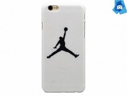 Michael Jordan kryt pro iPhone 6,6s Bílý