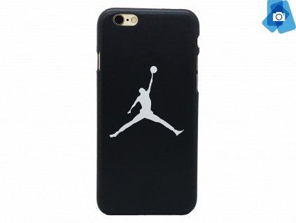 Michael Jordan kryt pro iPhone 6,6s Černý
