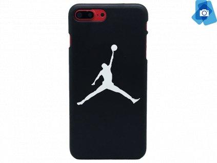 Michael Jordan kryt pro iPhone 7, iPhone 8 Plus Černý