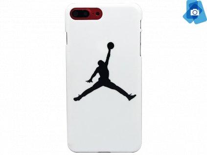 Michael Jordan kryt pro iPhone 7, iPhone 8 Plus Bílý