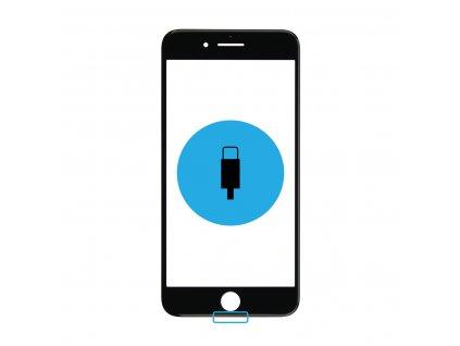 Výměna nabíjecího konektoru iPhone 5