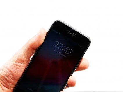 Soukromé Tvrzené sklo iPhone 6,7,8 PLUS