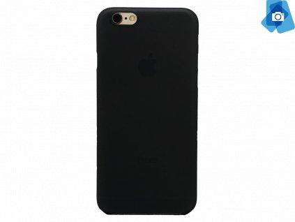 Tenký plastový kryt pro iPhone 6, iPhone 6s Černý