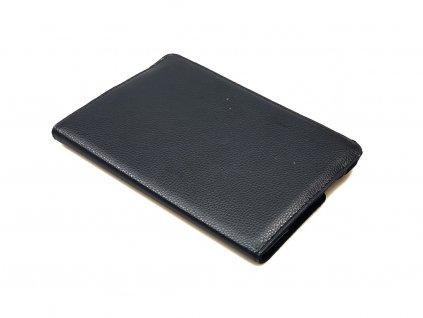 Zavírací z TPU kůže vyrobený obal na iPad Mini Černý