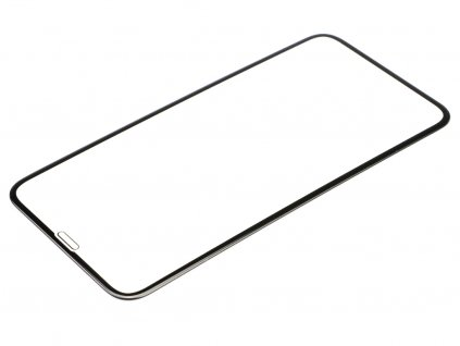 3D Tvrzené sklo na iPhone XS (PREMIUM) - Vylepšené!