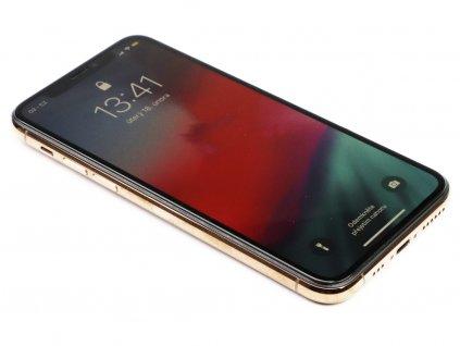 3D Tvrzené sklo na iPhone XS MAX (PREMIUM) - Vylepšené!