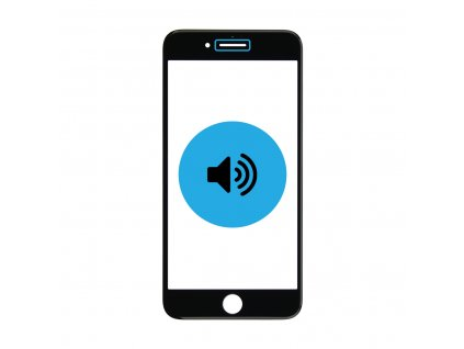 Výměna sluchátka iPhone 8 Plus Praha