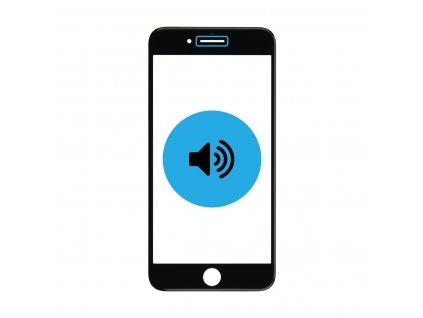 Výměna sluchátka iPhone X Praha