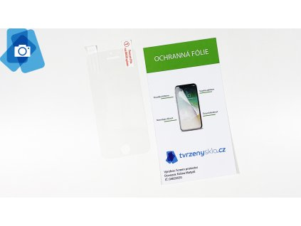 Ochranná fólie iPhone 5,5s,5c,SE Přední