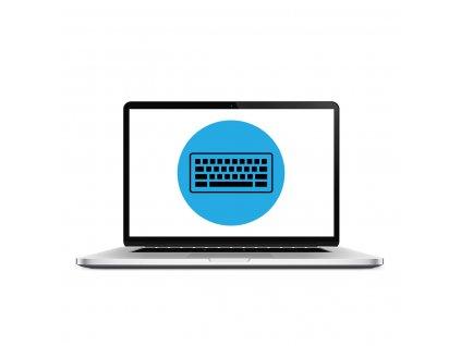 Výměna klávesnice MacBook Air 13''