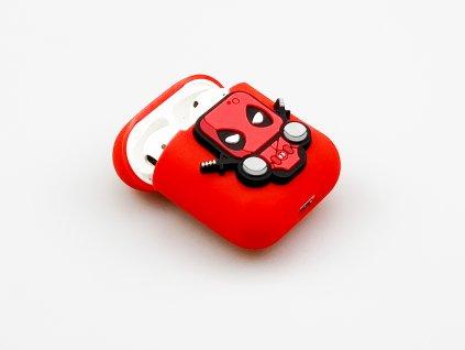 Obal pro Apple AirPods s motivem DeadPool