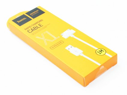 Nabíjecí kabel Hoco Rapid 30 PIN 1m, Bílý HCA405