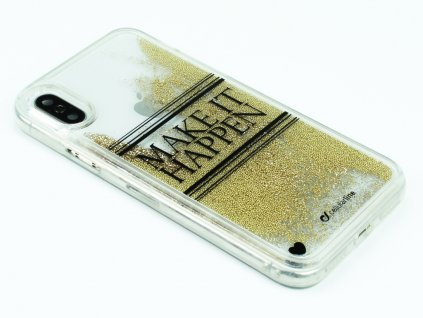 Gelové pouzdro Stardust pro iPhone X,XS Happen 1