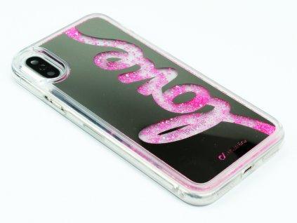 Gelové pouzdro Stardust pro iPhone X,XS Love 1
