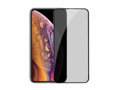 ANTI-SPY ochranné sklo Hoco na iPhone X, XS, 11 Pro