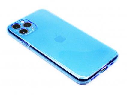 Fluorescentní obal na iPhone 11 Pro Modrý 1