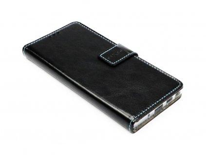 Zavírací pouzdro FIXED pro Samsung Galaxy Note 10 Černé 1