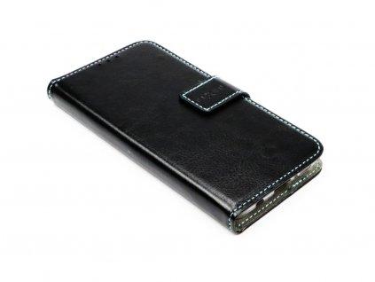 Zavírací pouzdro FIXED pro Samsung Galaxy S10e Černé 1