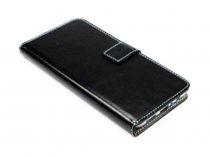Zavírací pouzdro FIXED pro Samsung Galaxy A10s Černé 1