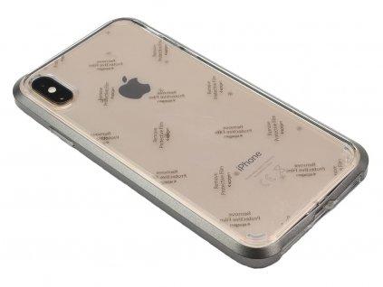 Ochranný kryt pro iPhone XS MAX Spigen, Ultra Hybrid Crystal 1