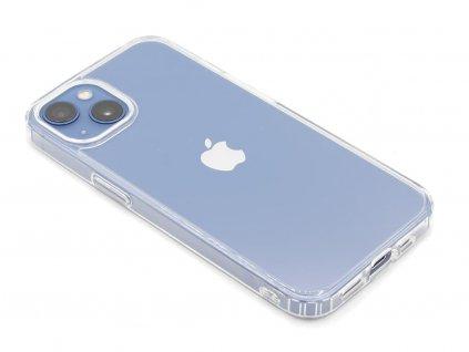 Pevný obal na iPhone 13 Průhledný