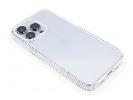 Polykarbonátový kryt na iPhone 13 Pro Průhledný 1