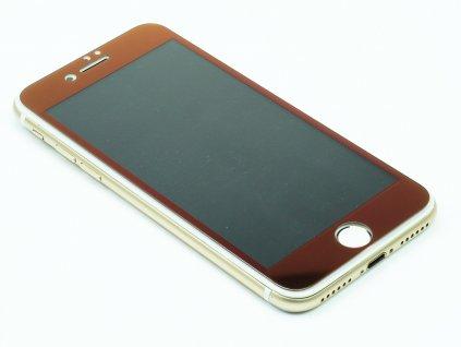 Oboustranné Tvrzené sklo iPhone 7,8 Plus Růžové