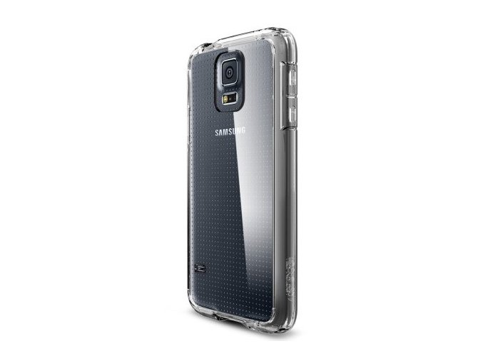 spigen ultra hybrid case for samsung galaxy s5 crystal clear p44531 d