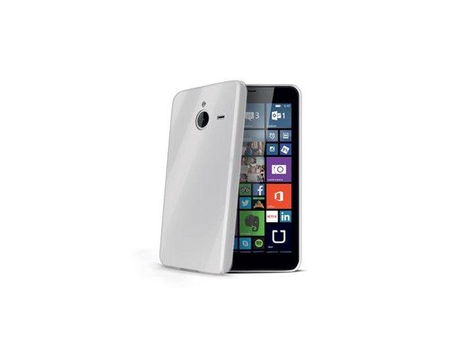 TPU pouzdro CELLY Gelskin pro Microsoft Lumia 640 XL : 640 XL Dual SIM