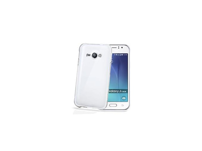 TPU pouzdro CELLY Gelskin pro Samsung Galaxy J1 Ace