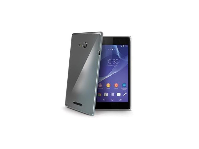 TPU pouzdro CELLY Gelskin pro Sony Xperia E4