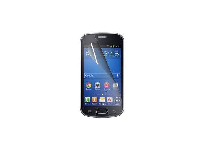 Prémiová ochranná fólie displeje CELLY Perfetto pro Samsung Galaxy Trend 2 Lite