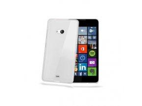 TPU pouzdro CELLY Gelskin pro Microsoft Lumia 540 : 540 Dual SIM