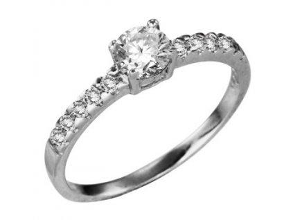 prsten stribrny srj06