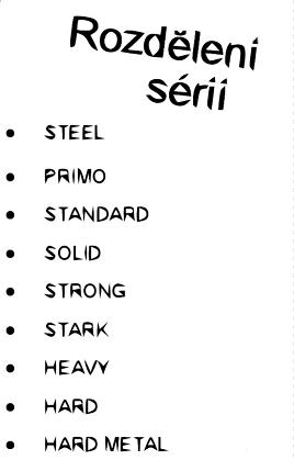 rozdeleni serii