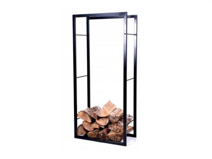 Regál na dřevo kovový SDK1