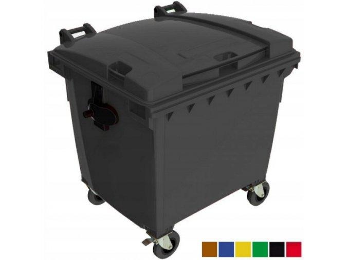 Sulo 1100L Cierny