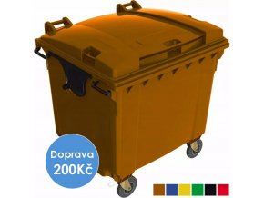 Sulo 1100L Hnedy