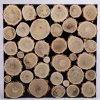 plastry drewniane krazki 8