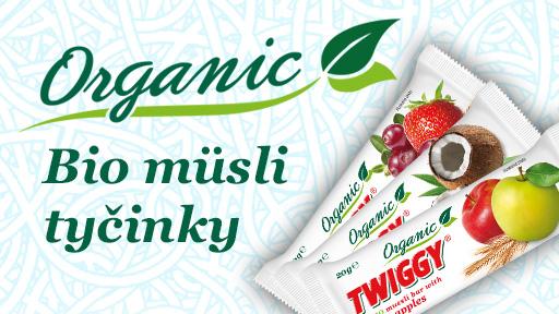 Twiggy Müsli Organic