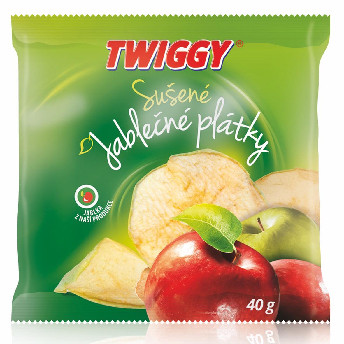 Twiggy Sušená jablka