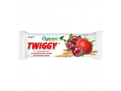 vizu TWIGGY Organic Cran straw berries