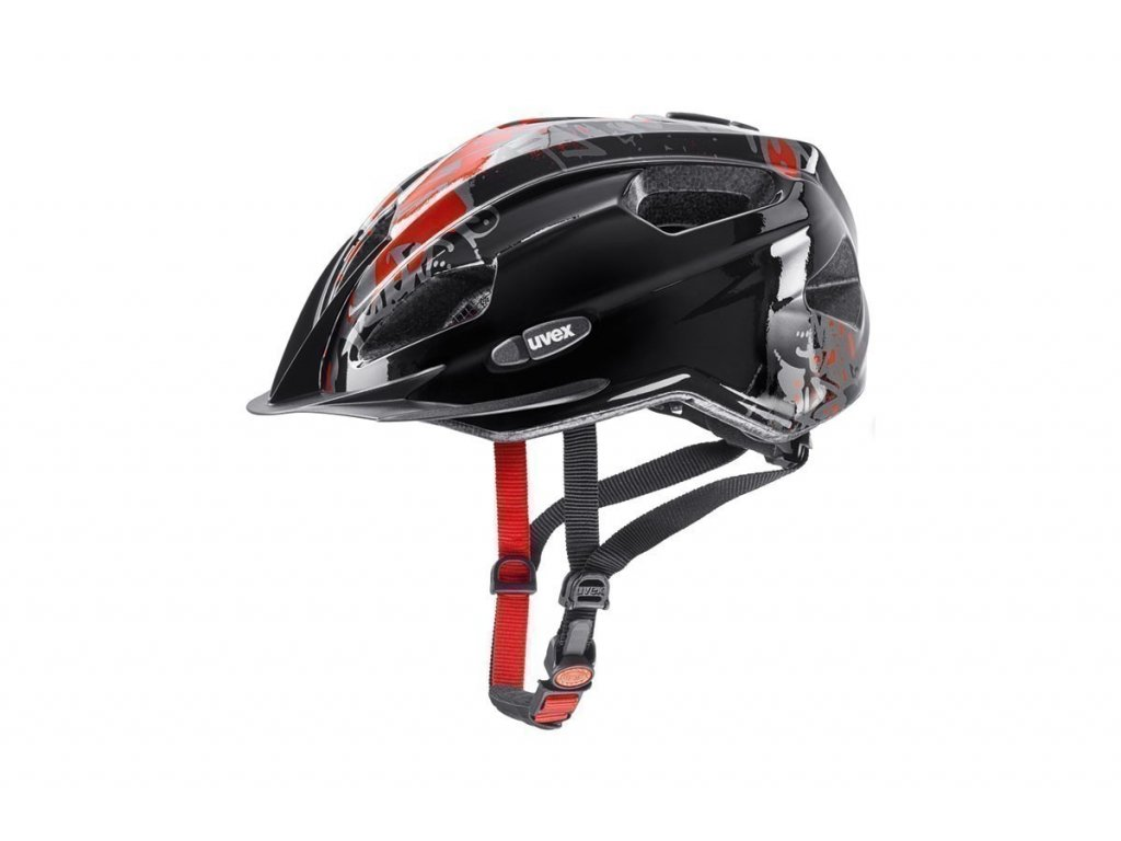 232504 18 uvex helma quatro junior black red mnoz uni