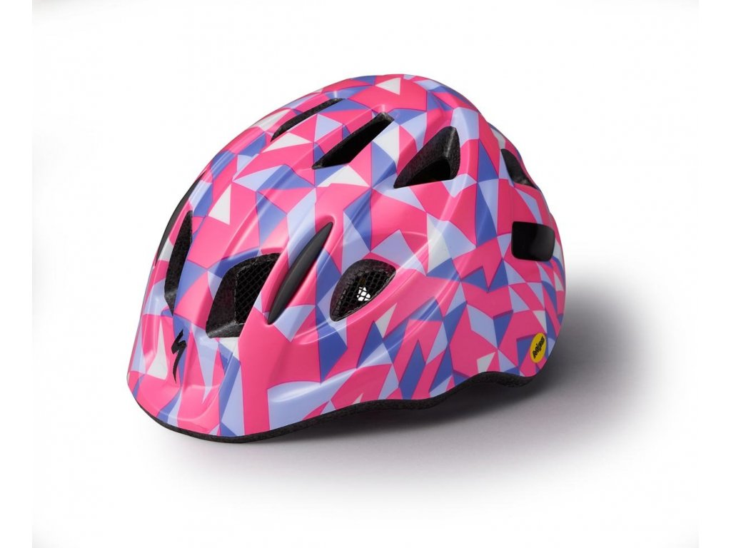 Specialized Mio Acid Pink Geo (Velikost Toddler)