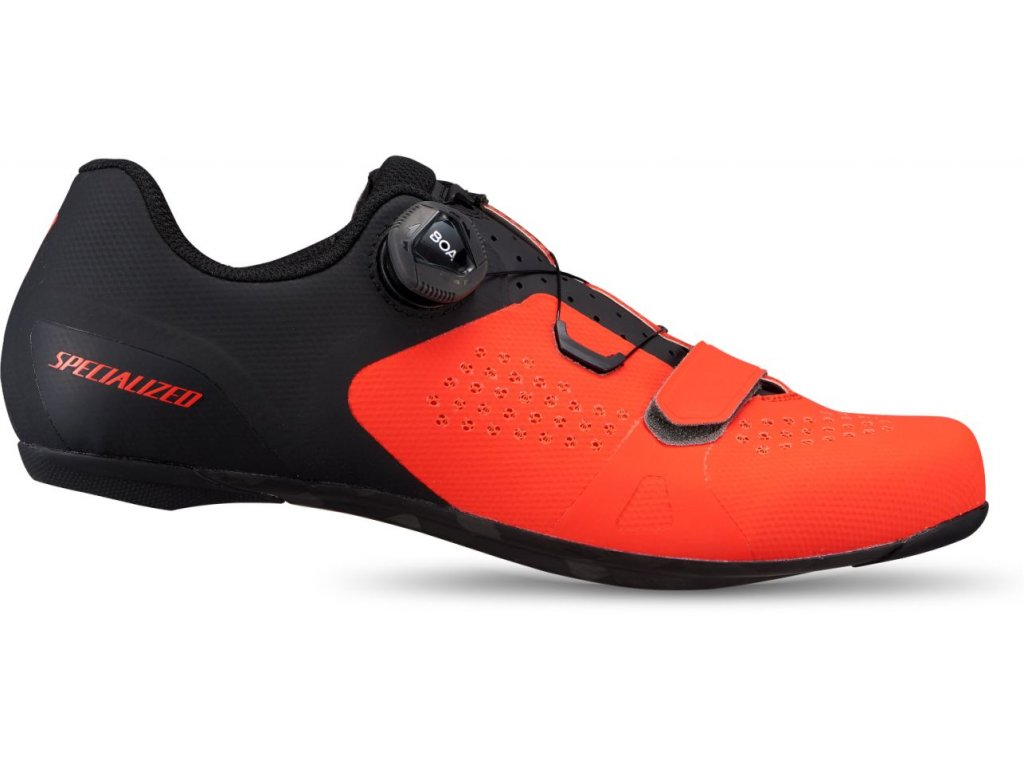 Specialized Torch 2.0 Road Shoes Rocket Red/Black (Velikost 39)