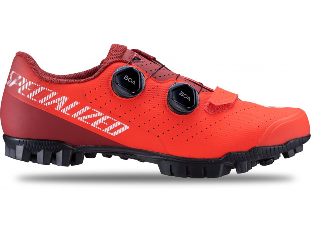 Specialized Recon 3.0 Mountain Bike Shoes Rocket Red