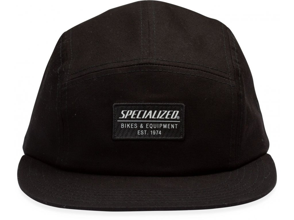 Specialized New Era 5-Panel Specialized Hat Black